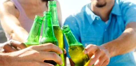 Bei Hämorrhoiden möglichst wenig Alkohol