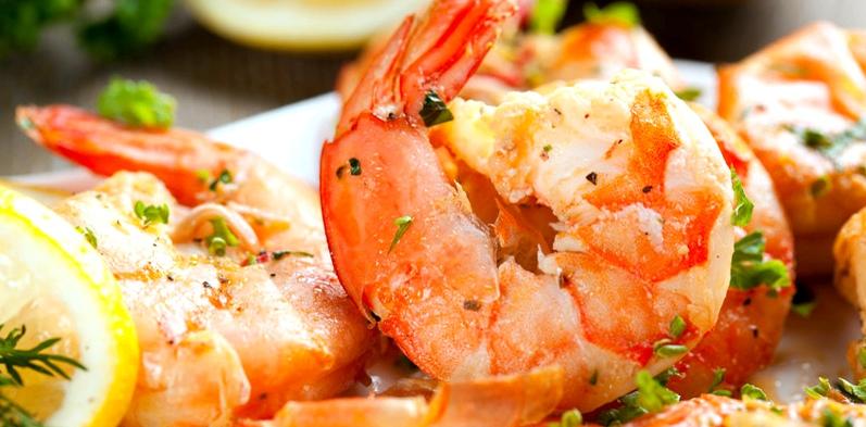 Meeresfrüchte stärken die Schilddrüse