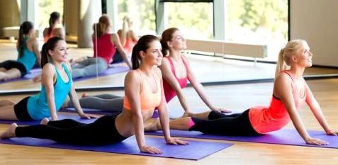 Yoga hat gesundheitliche Vorteile