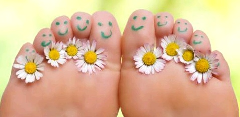 10 Fakten zur Fußreflexzonen-Massage
