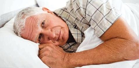 nächtlicher Harndrang stört den Schlaf