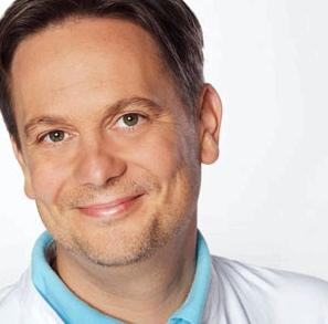 Dr. Carsten Lekutat, Mediziner, TV-Arzt