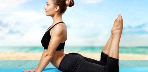 Beim Yoga gibt es Gesundheitsgefahren
