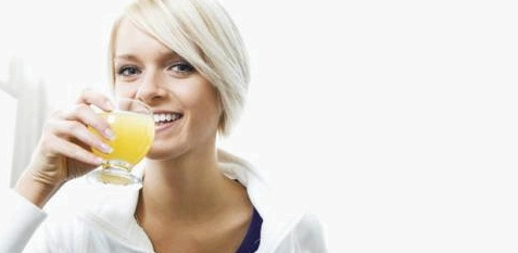 Trinken gegen Reizblase