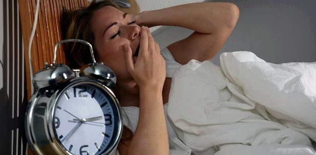 Schlafprobleme bei Chronisches Erschöpfungssyndrom