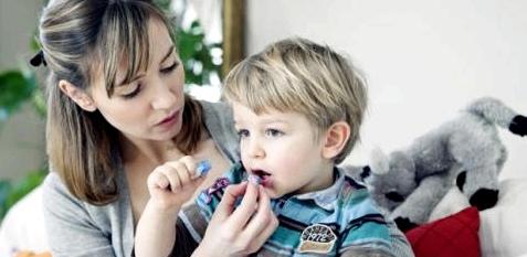 Kinderkrankheiten gehören zu den Globuli Anwendungsgebieten