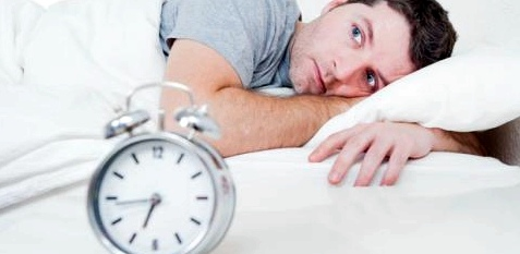 Nachtschweiß verursacht Schlaflosigkeit