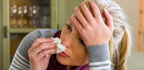 Bei Atemnot nach einer Erkältung zum Arzt gehen