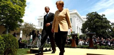 Angela Merkel nimmt ab durch Ernährungsumstellung