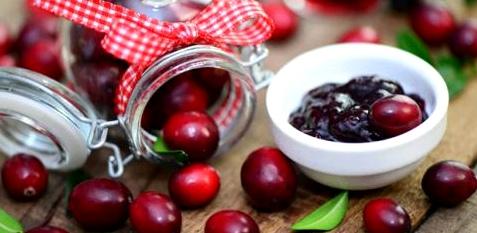 Cranberrys(Preiselbeeren) enthalten das sogenannte Vitamin P