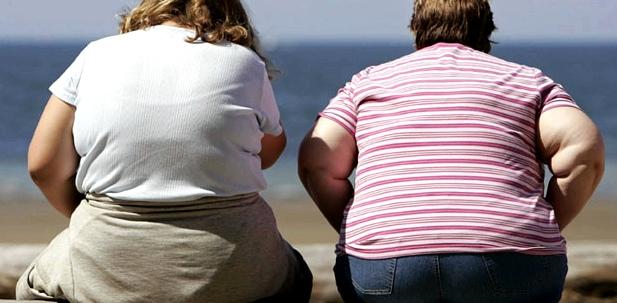 Dicke Menschen haben ein erhöhtes Diabetes-Risiko