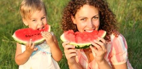 Melone beugt Nierensteinen vor