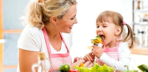 Gemüse hilft einer Sommergrippe vorzubeugen