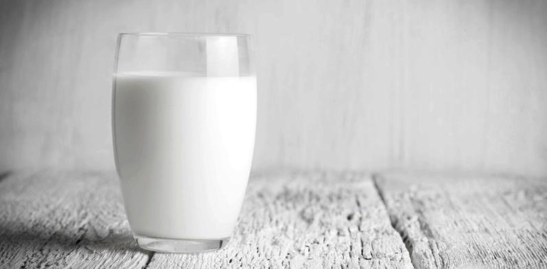 Milch gegen Insektenstich