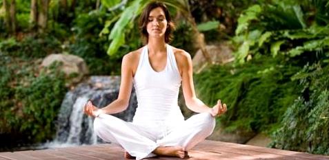 Yoga kann Krämpfe bei Endometriose lösen