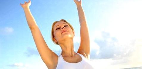 Stress entkommen, Verkrampfungen vorbeugen