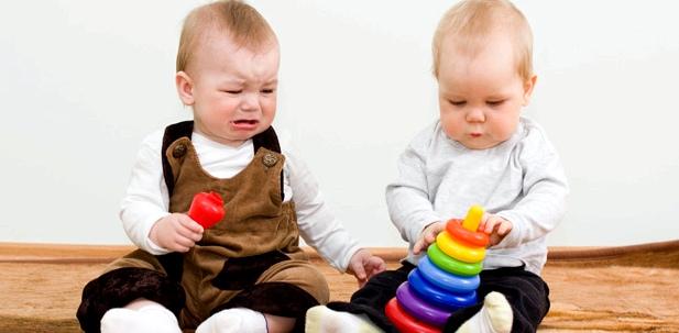 Aggression bei Kindern: Häufig, weil sie ihre Wünsche nocht nicht verbal ausdrücken können