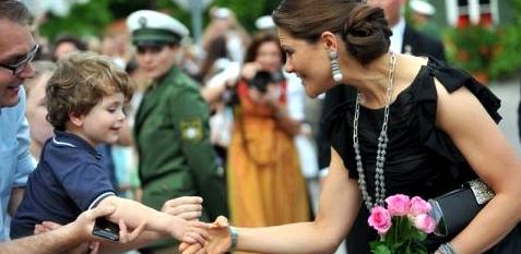 Victoria von Schweden leidet an Gesichtsblindheit
