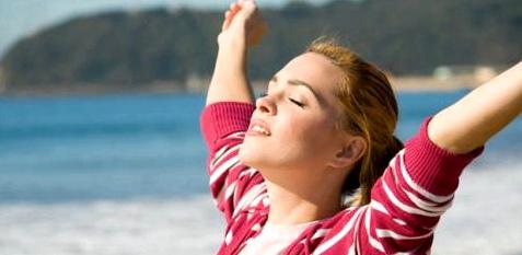 Richtiges atmen kann Sodbrennen oder Asthma lindern