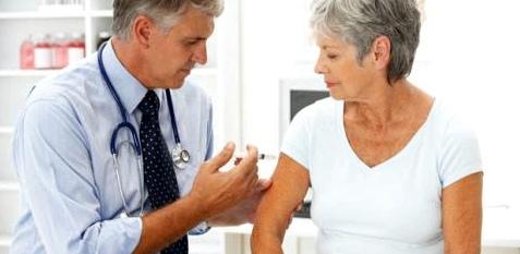 Impfung gegen Windpocken