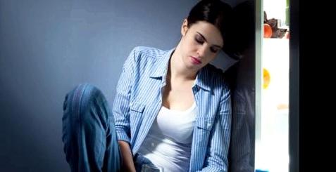 Nächtliche Fressattacken bei Bulimie