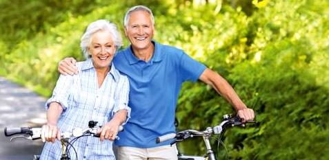 Bewegung im Freien beugt Altersherz vor