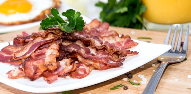 Fettreiche Lebensmittel können Lymphstau verursachen