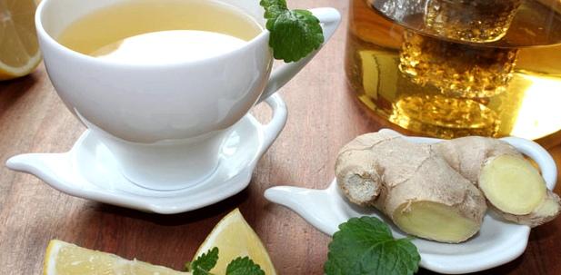 Das Gingerol im Ingwer hilft gegen den Brechreiz und Übelkeit