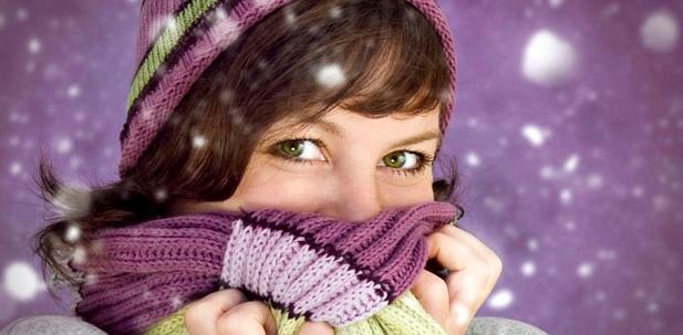 Mütze schützt vor Erfrierungen
