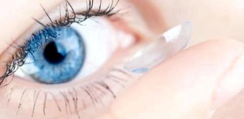 Über-Nacht-Linsen modellieren die Augenform können Kurzsichtigkeit beheben
