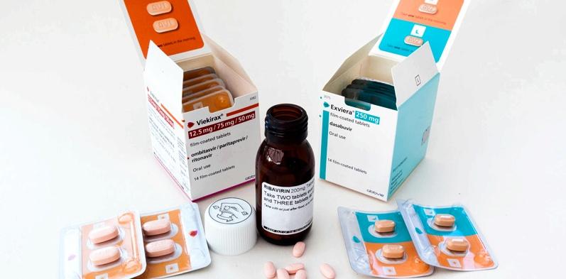 Virostatika zur Gürtelrose-Behandlung
