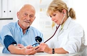 Blutdruck-Kontrolle als Herz-Vorbeuge
