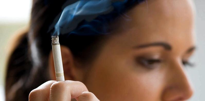 Reizhusten-Ursache Zigarettenqualm