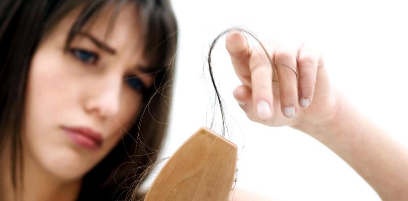 Haarausfall durch Eiweißmangel