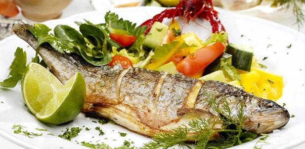 Fisch hilft bei Schilddrüsenproblemen