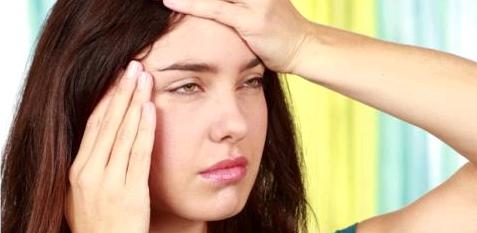 Sehstörungen durch Migräne mit Aura