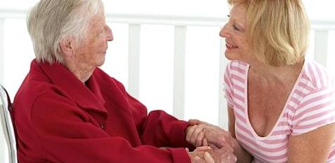 Angehörige zuhause pflegen