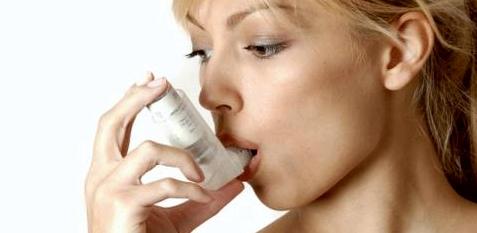 Als Asthmatiker möglichst immer ihr Notfallspray bereithalten
