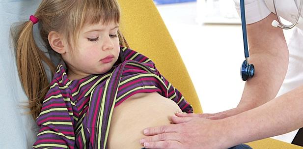 Bauchschmerzen durch Milchunverträglichkeit