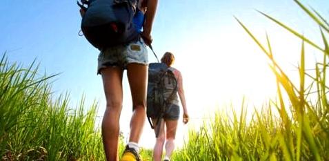 Wandern hilft gegen Müdigkeit und beugt Wetterfühligkeit vor