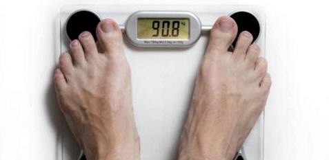 Eine wöchentliche Gewichtskontrolle genügt