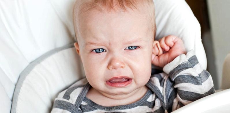 Mittelohrentzündung Kleinkind