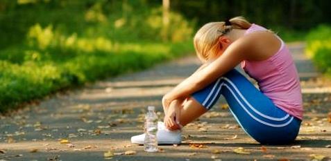 Bei einem unbehandelten Diabetes fühlt man sich oft schlapp und abgeschlagen
