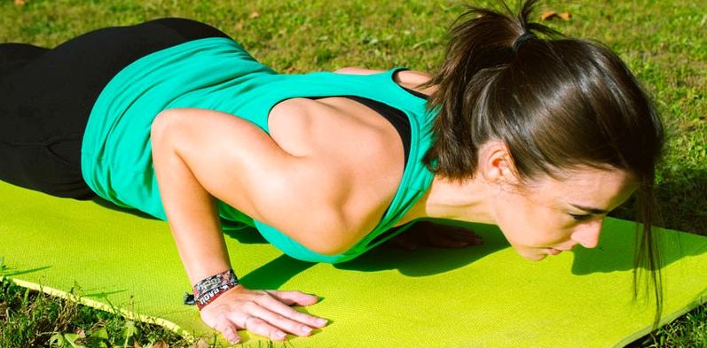 Rückenmuskeln stärken