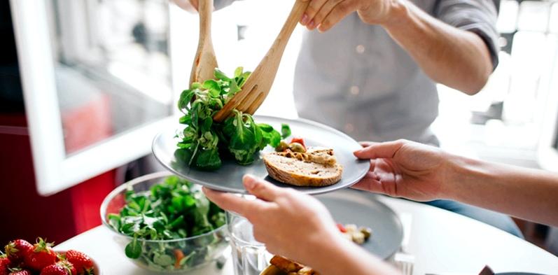 Salat für Schlaganfall-Vorbeugung