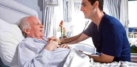 Operation im Alter – es kann zum Delir kommen