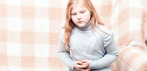 Bauchweh bei Kindern