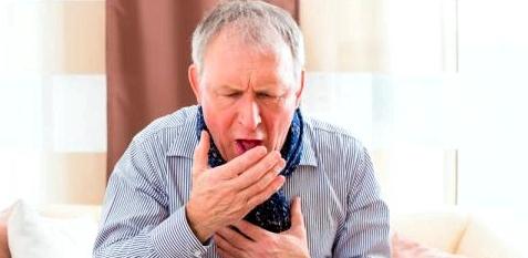Starker Reizhusten kann Alarmsignal für ernsthafte Erkrankungen der Lunge sein