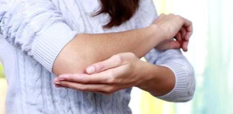 Gelenkschmerzen oft Symtom bei Chronischem Erschöpfungssyndrom