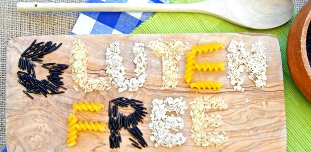 Getreideprodukte ohne Gluten